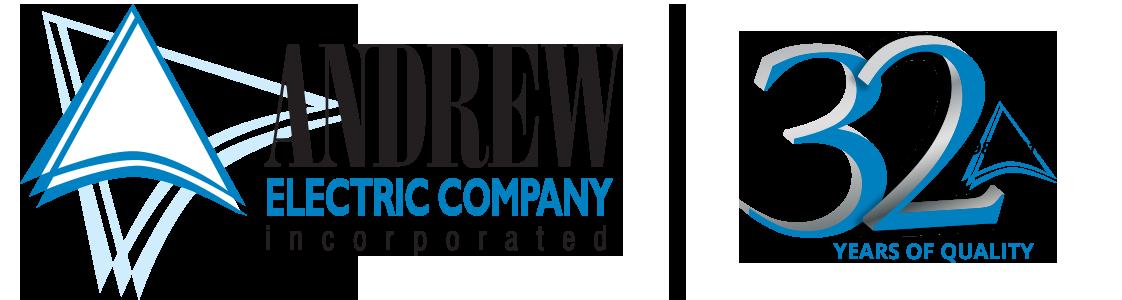 ANDREW ELECTRIC logo